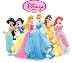 Coordinato per feste The Princess