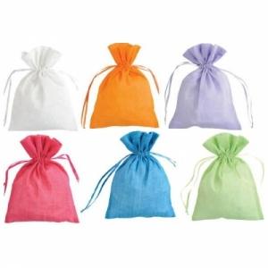 sacchetto in cotone mis. 8x10