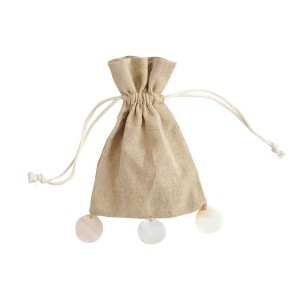 sacchetti in lino e nacre