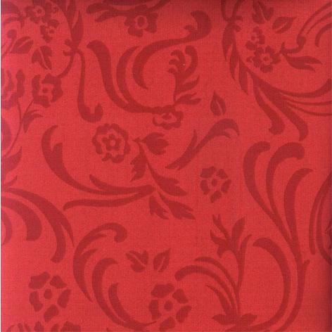 Tovaglie cas rosso damascato