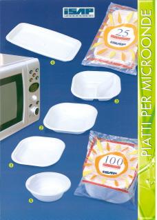 piatti crepes - piatti termosaldabili per microonde